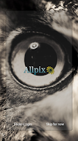 Screenshot of Allpix
