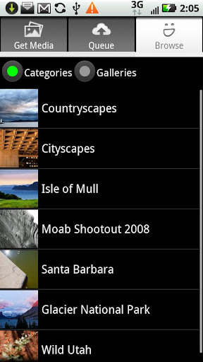 smugmug-mobile for android screenshot