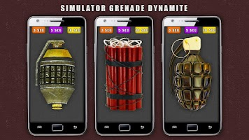 Screenshot of Simulator Grenade Dynamite