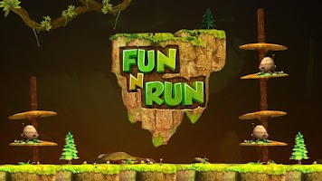 Screenshot of FUN N RUN 3D