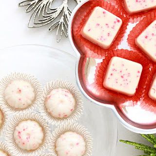 Peppermint Mocha Jello Shots