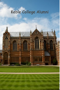 Keble College Alumni - screenshot