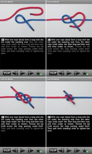 Animated Knots by Grog - screenshot
