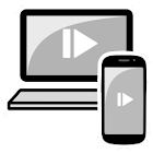 Remote Control Widget icon
