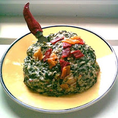 Italian Spinach & Roasted Red Pepper Spread