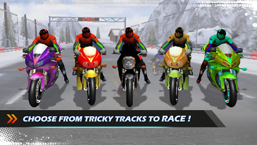 Bike Race 3D - Moto Racing - screenshot