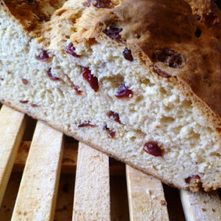 Soda Bread with Dried Cranberries