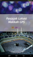 Screenshot of Penjejak Lokasi Makkah GPS