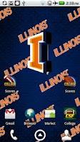 Screenshot of Illinois Live Wallpaper HD