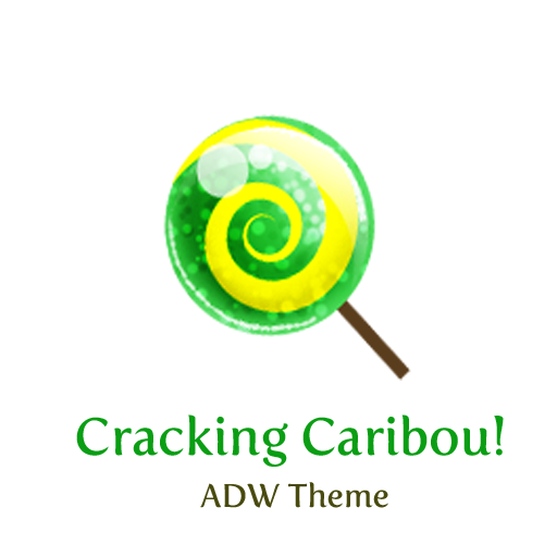 ADW Theme: Cracking Caribou! LOGO-APP點子