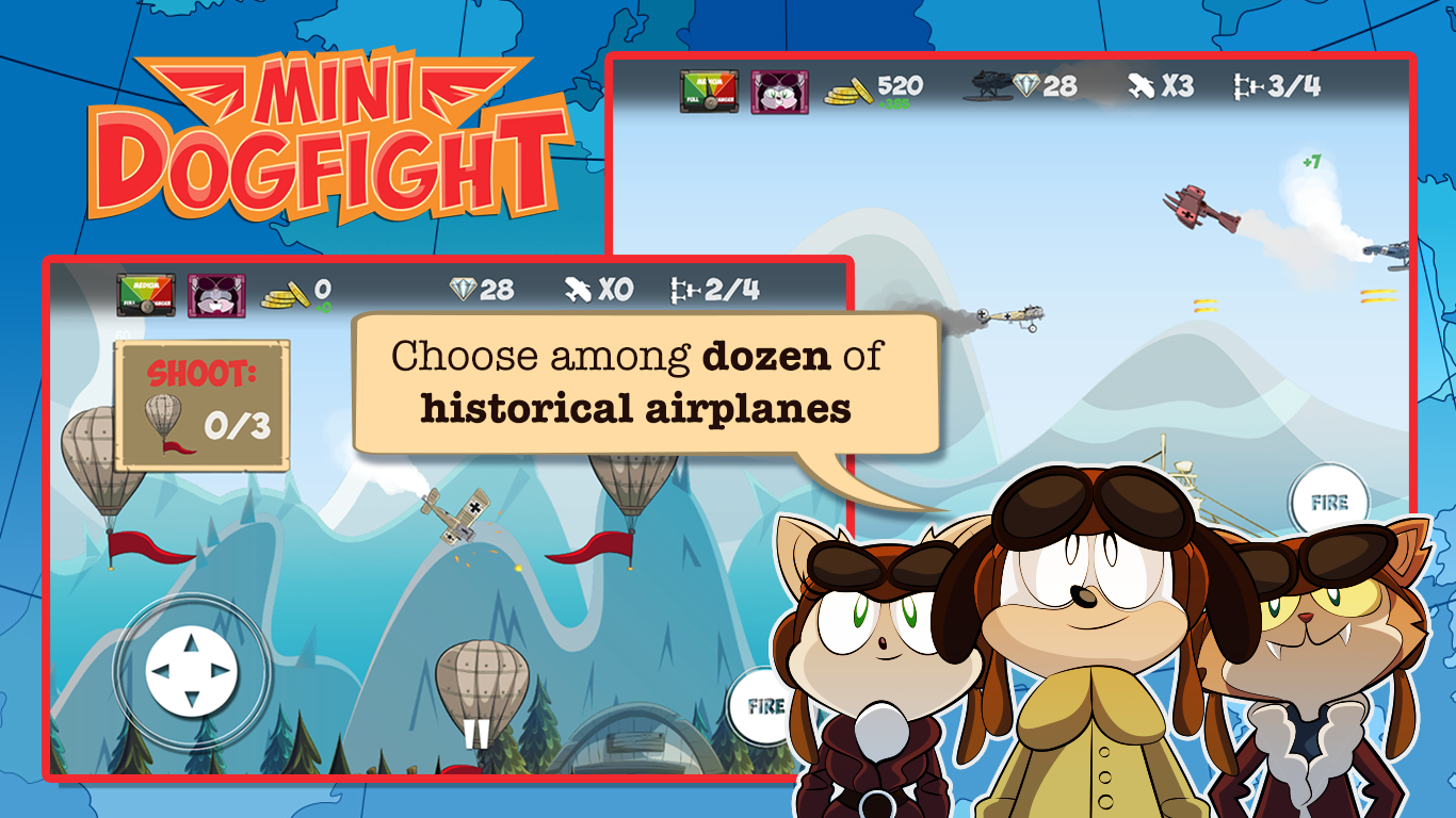 Mini Dogfight Screenshot 12