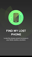 Screenshot of Find My Lost Phone!