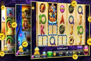 Screenshot of Slots Zeus's Way:slot machines