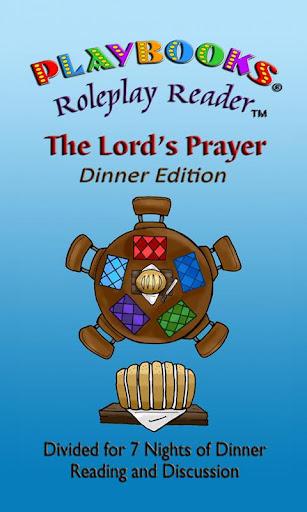 Lord's Prayer Playbook