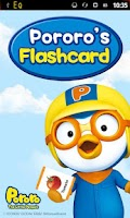 Screenshot of Pororo's Flashcard