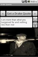 Screenshot of Drake Quotes