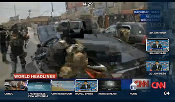 Screenshot of BhaaluTV