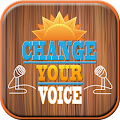 Free Change Your Voice APK for Windows 8