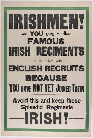 Irishmen!