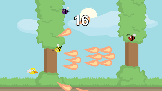 Flappy Attack - screenshot