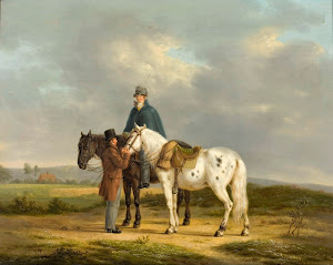 RIJKS: Anthony Oberman: painting 1817