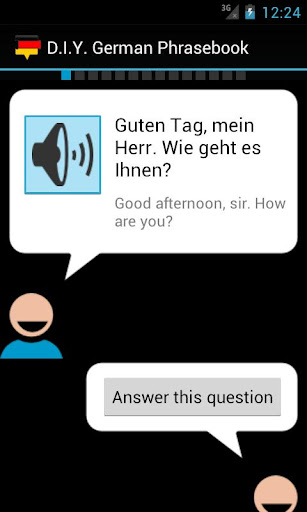 DIY German Phrasebook