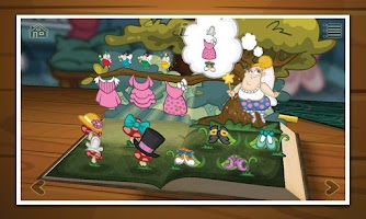 Screenshot of Grimm's Sleeping Beauty