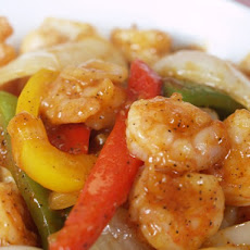 P.F. Chang's Lemon Pepper Shrimp