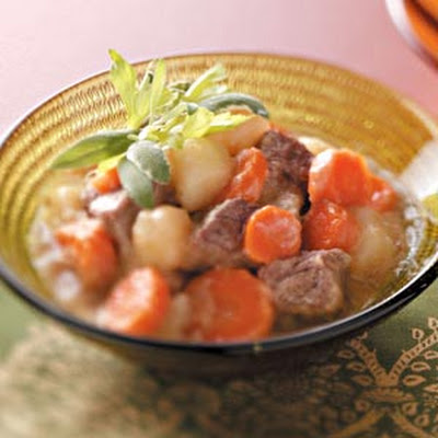 All-American Beef Stew Recipe