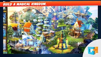 Screenshot of Jewel Legends: Magical Kingdom