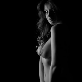 Dark light by John Einar Sandvand - Nudes & Boudoir Artistic Nude ( krakow, artistic nude )
