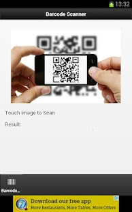 MAOW Barcode Scanner - screenshot