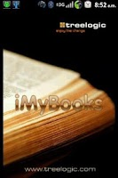 Screenshot of iMyBooks