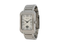 Relic - Brookfield Stainless Steel Multifunction Watch (Silver) - Jewelry