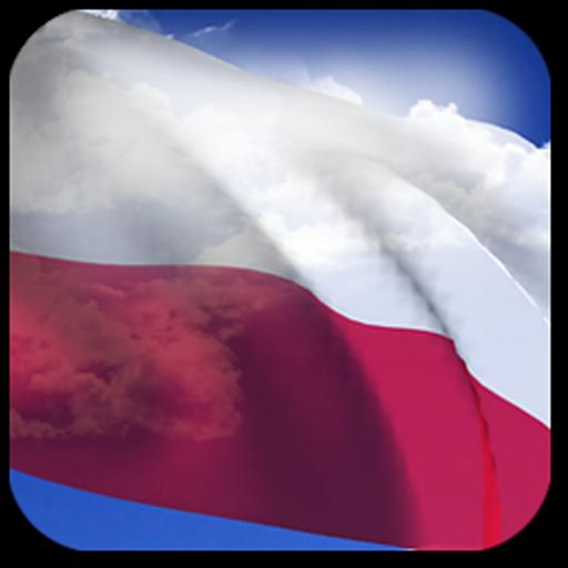 3D Poland Flag Live Wallpaper+ LOGO-APP點子