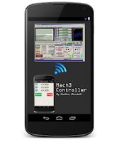 Screenshot of Mach3 Control