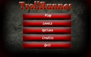Screenshot of TrollRunner Lite