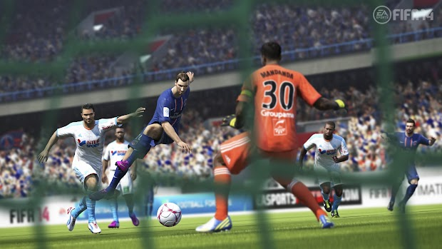 FIFA 14 leads the UK charts going into 2014