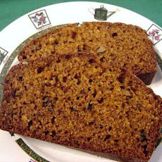 Fantastic Pumpkin Nut Loaf Bread