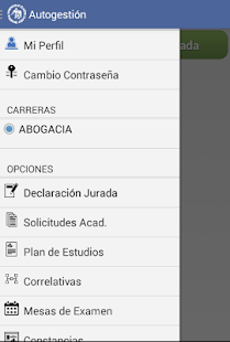 UNSTA Alumnos - screenshot