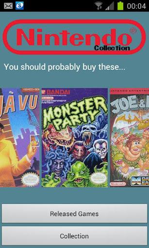 Nintendo Collection Donate