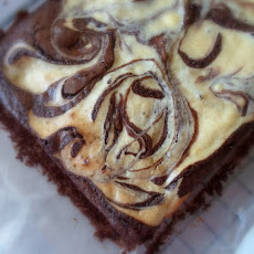 Low Fat Cheesecake Brownies