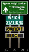 Screenshot of Weigh Stations