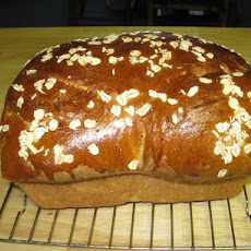 Honey Oat Bread (Bread Machine)