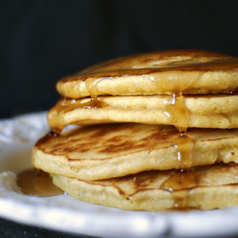 Cornmeal Pancakes Without Buttermilk Recipes | Yummly