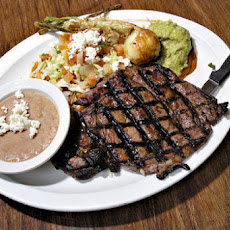 Steak Tampiquena (Mexican Steak)