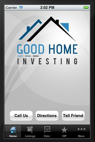 Good Home Investing