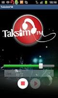 Screenshot of TaksimFM