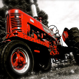 Big Red by Wally VanSlyke - Transportation Other