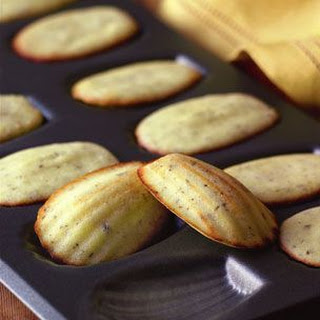 Rosemary and Parmesan Madeleines